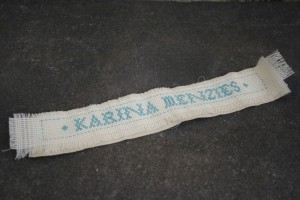 Er cof am Karina Menzies
